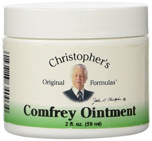 Dr. Christopher's Comfrey Ointment,...