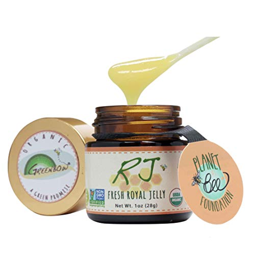 GREENBOW Organic Fresh Royal Jelly...