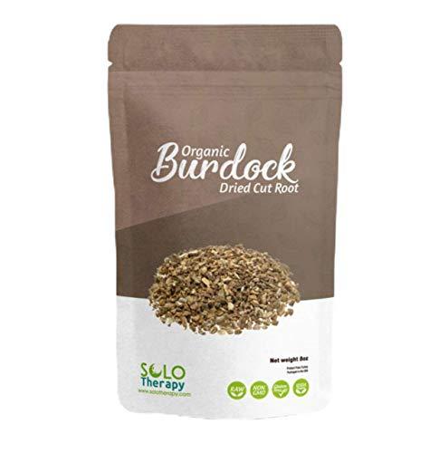 Certified Organic Burdock Root,...