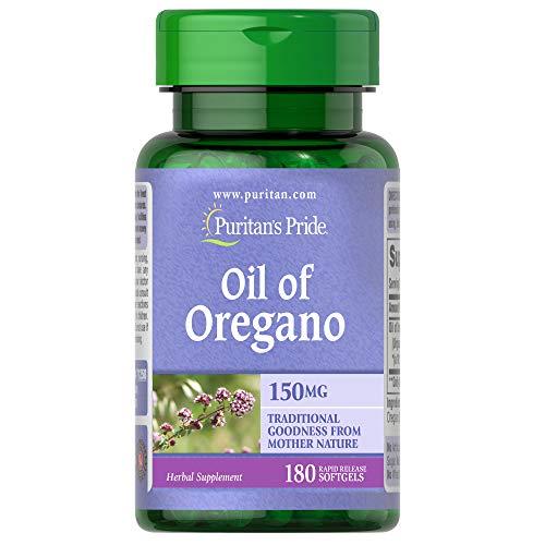 Oil of Oregano by Puritan's...