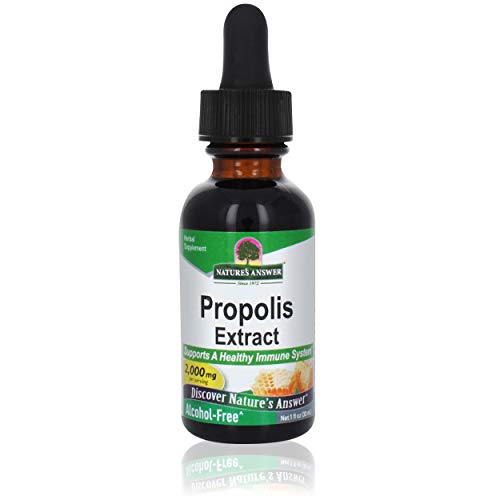 Nature's Answer Propolis Resin...