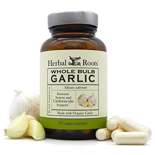 Herbal Roots Garlic - Organic...