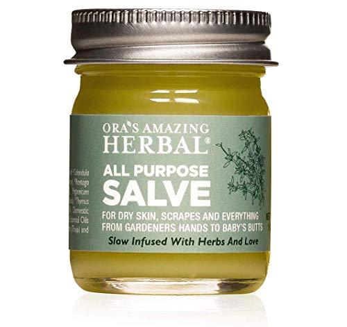 Hand Salve with Tea Tree Oil,...