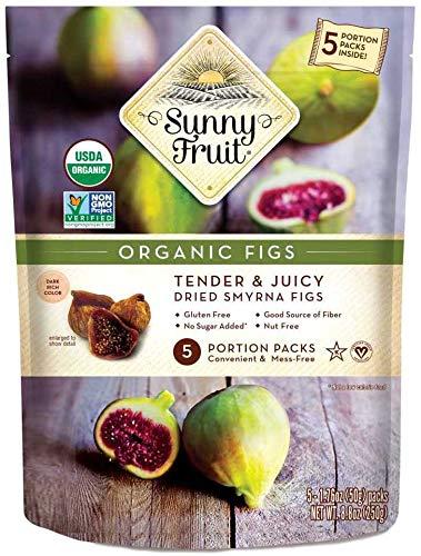 ORGANIC Turkish Dried Figs - Sunny...