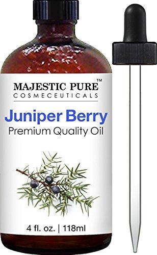Majestic Pure Juniper Oil, Premium...