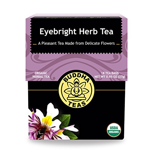 Organic Eyebright Herb Tea -...