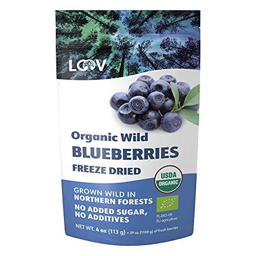 LOOV Wild Organic Dried...