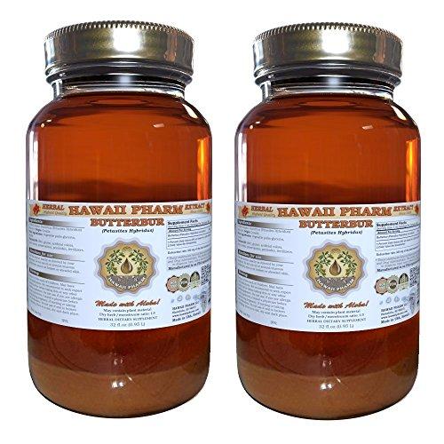Butterbur Liquid Extract, Organic...