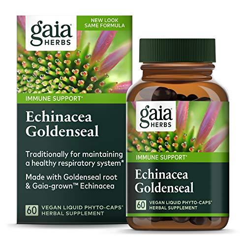 Gaia Herbs Echinacea Goldenseal,...