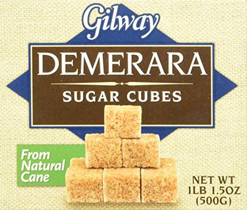 Gilway Demerara Sugar Cubes , 1.50...