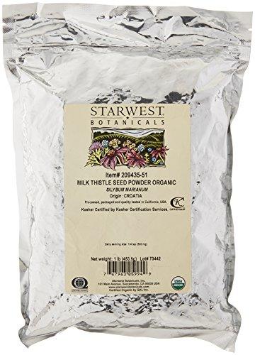 Starwest Botanicals Organic Milk...