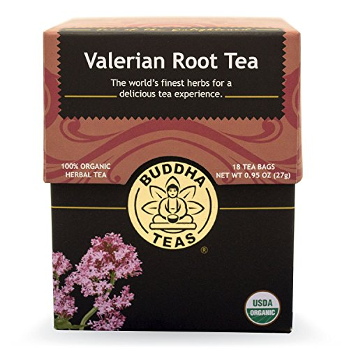 Buddha Teas Valerian Root Tea, 18...