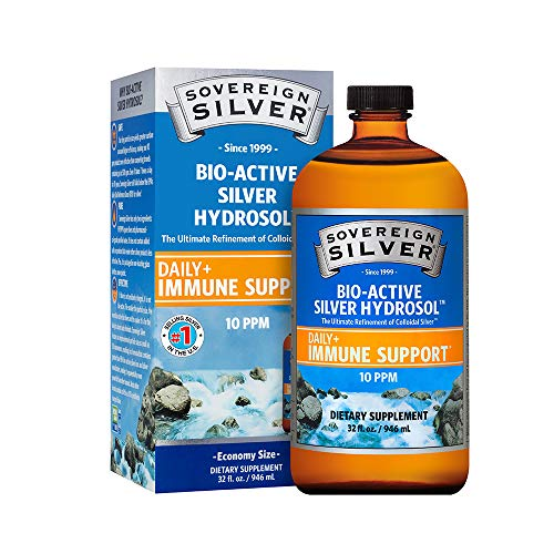 Sovereign Silver Bio-Active Silver...