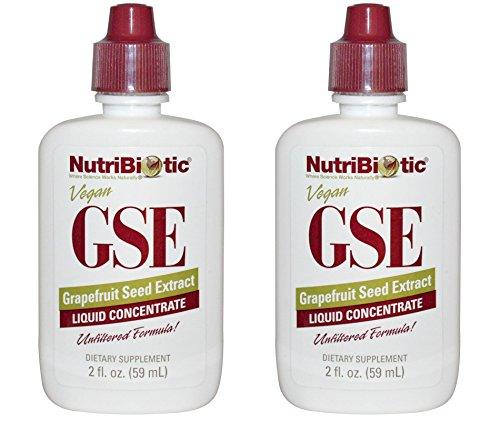 NutriBiotic Grapefruit Seed Extract...