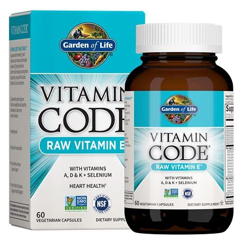 Garden of Life Vitamin E - Vitamin...