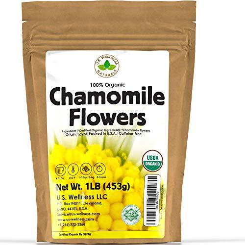 Chamomile Tea 1LB (16Oz) 100%...