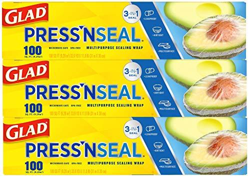 Glad Press'n Seal Plastic Food Wrap...