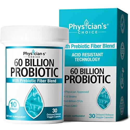 Probiotics 60 Billion CFU - Dr...