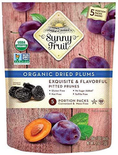 ORGANIC Prunes - Sunny Fruit - (5)...