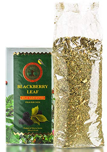 Siberian Blackberry Leaf, 3.53 OZ...