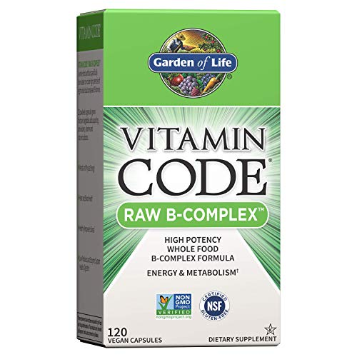 Garden of Life Vitamin B Complex -...