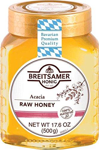 Breitsamer Acacia Honey Jar, 17.6...