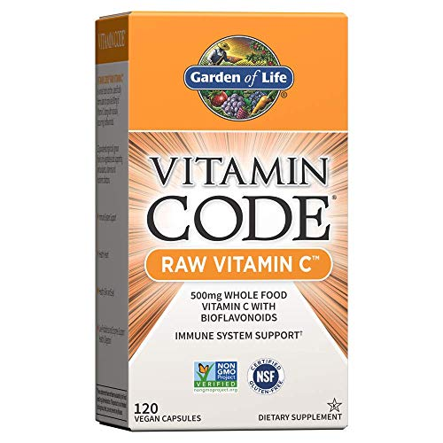 Garden of Life Vitamin C - Vitamin...