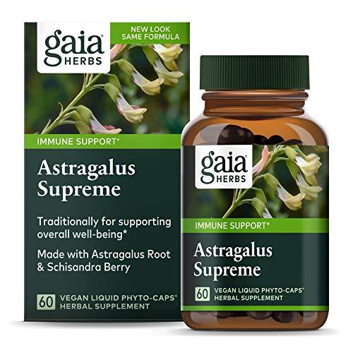 Gaia Herbs Astragalus Supreme,...