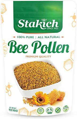 Stakich Bee Pollen Granules - 1...