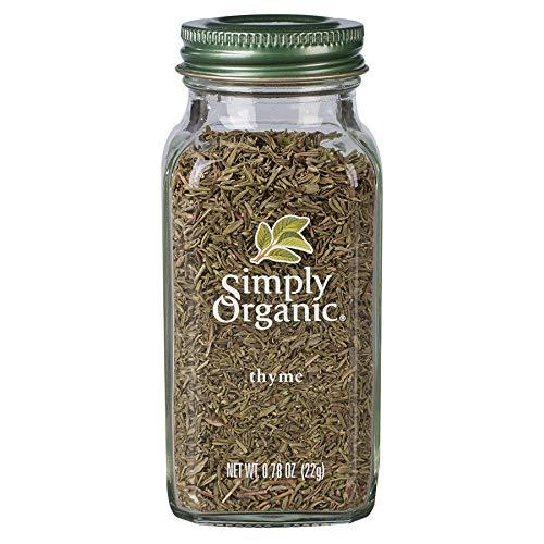 Simply Organic Whole Thyme Leaf,...