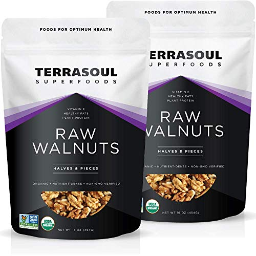 Terrasoul Superfoods Organic Raw...