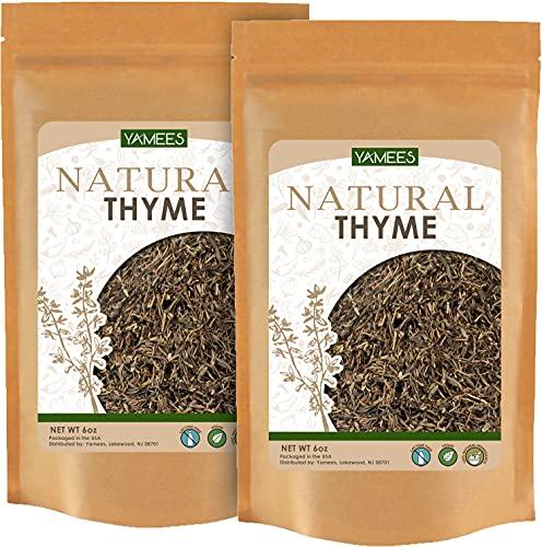 Yamees Dry Herbs – BULK Thyme –...