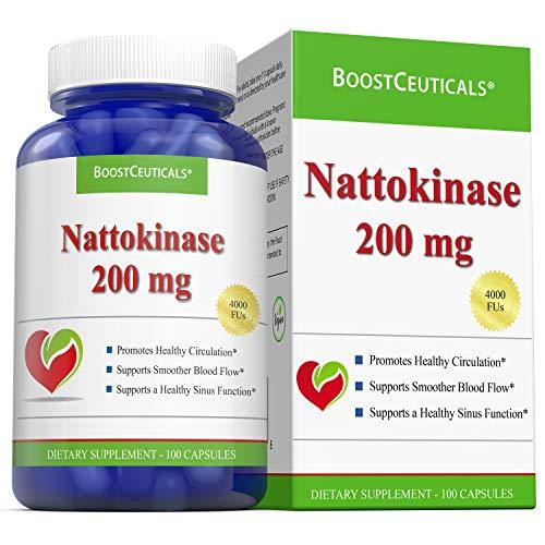 BoostCeuticals Nattokinase 100 200...
