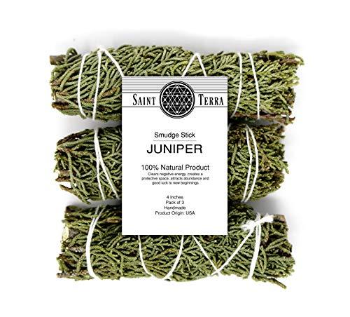 Saint Terra - Juniper Smudge Stick...