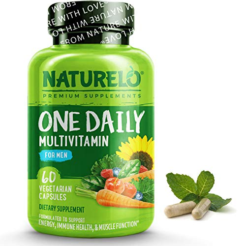 NATURELO One Daily Multivitamin for...