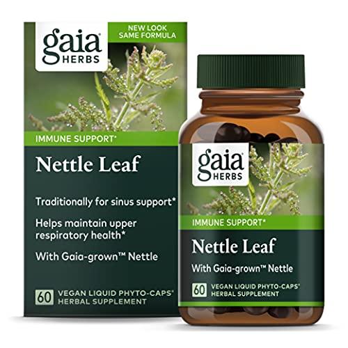 Gaia Herbs Nettle Leaf Liquid...