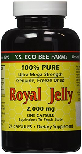 100% Pure Freeze Dried Fresh Royal...