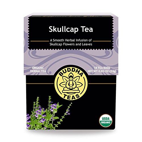 Organic Skull Cap Tea - Kosher,...