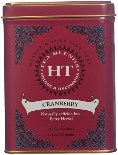 Harney & Sons Cranberry Tea, 20...