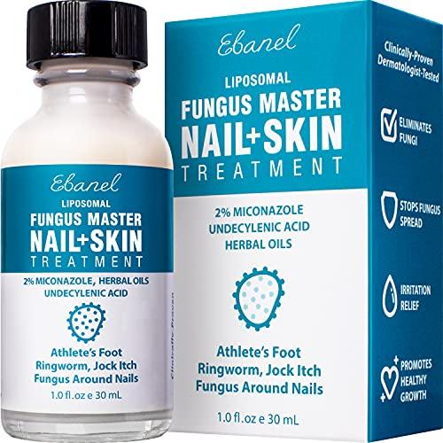 Ebanel Foot Fungus Treatment Extra...