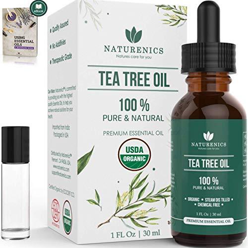 Naturenics Tea Tree Essential...