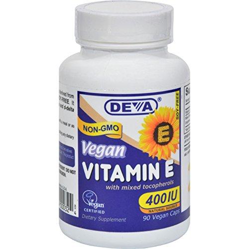 Deva Vegan Vitamins Natural Vitamin...