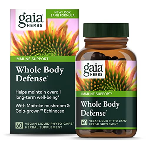 Gaia Herbs Ginger Supreme, Vegan...