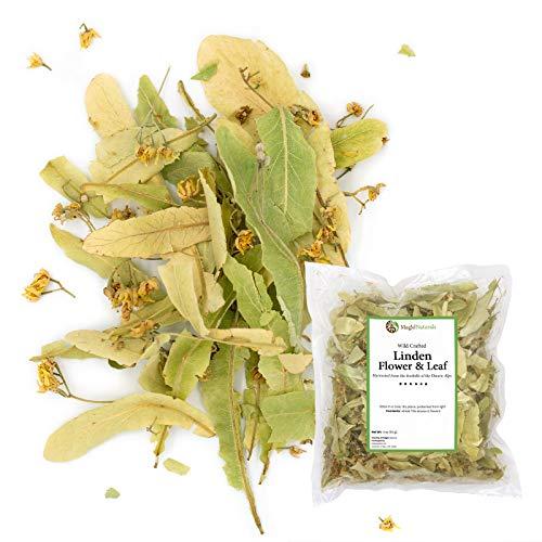 Wild Crafted Linden - Dry Flower...