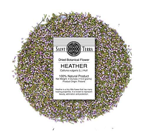Saint Terra Dried Heather Flowers,...