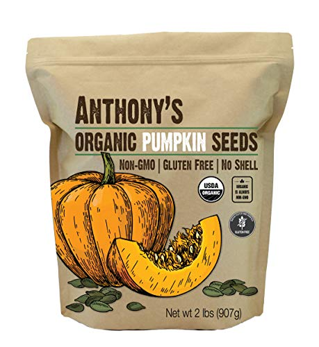 Anthony's Organic Pumpkin Seeds, 2...