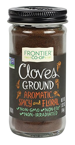 Frontier Natural Products Cloves,...