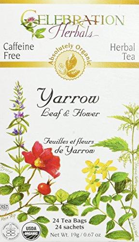 Celebration Herbals, Tea Yarrow, 24...