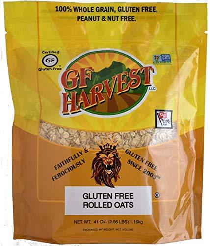 GF Harvest PureOats Gluten Free...