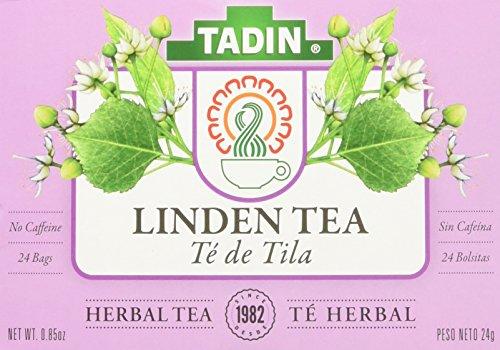 Tadin Tila Herbal Tea, Linden 24 ea...